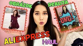 Aliexpress HAUL Obrázok VS Realita