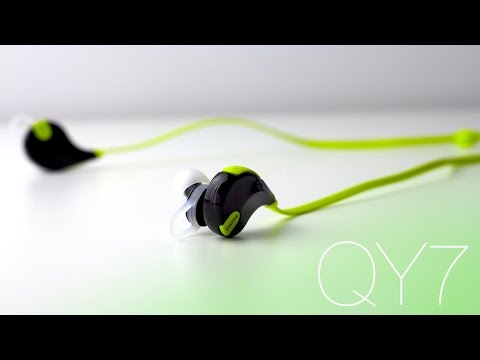 QCY QY7 Wireless Stereo Earbuds Review - Affordable Bluetooth Headphones - Great For Apple Watch!