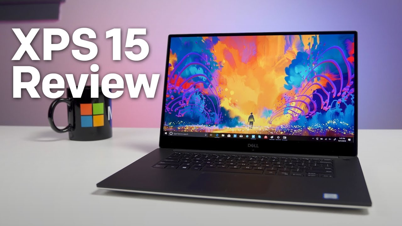 Dell XPS 15 9570 review: Minor external upgrades, major enhancements inside