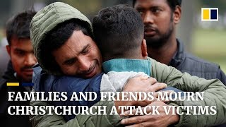 Families and friends grieve for Christchurch terror attack victims thumbnail