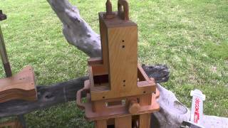 Edm Tracer Ii, Mortise & Tenon Corner Joinery, Husqvarna, Stihl,timberking, Chainsaw