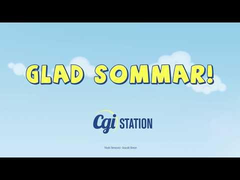 Sommarhälsning från CGI Station 2017!