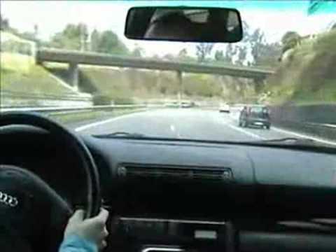 Audi Insane Crash Save Final Destination Creepy Radio