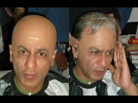 Shahrukh Khan Without Wig - Viral Pic - Bollywood Gossip 2017