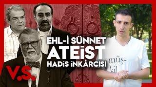 Zihin Deşifre: Ateist vs Hadis İnkarcısı vs Ehl-i Sünnet - Osman Bulut