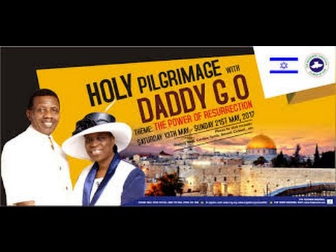 THURSDAY MAY 18th EVENING DEVOTION - ISRAEL TOUR 2017