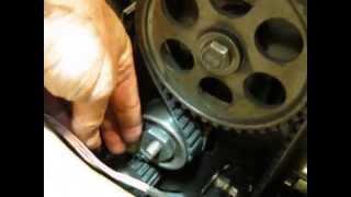 видео Замена ремня ГРМ на ВАЗ 2109