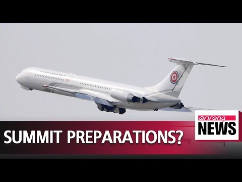 Kim Jong-un takes private jet to China; getting ready for Singapore meeting with Trump?