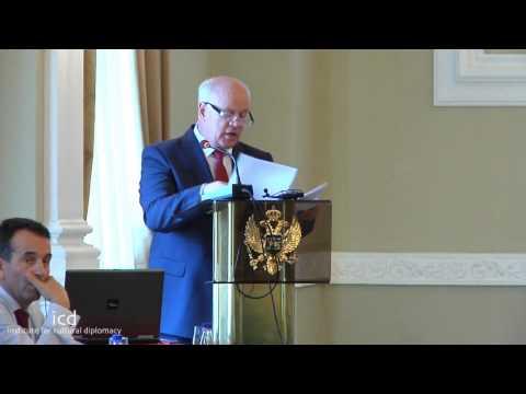 Xhezair Zaganjori, President of the Supreme Court of Albania