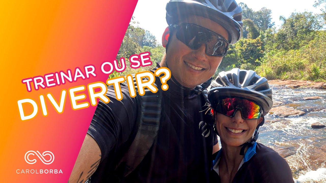 Andar de bike queima calorias? Super dica para emagrecer e se divertir! Carol Borba
