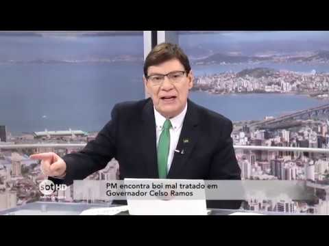 Luiz Carlos Prates comenta sobre a farra do boi
