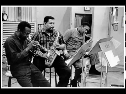 """Miles Davis: """"Love for Sale"""". John Coltrane, Bill Evans, Cannonball Adderley"""