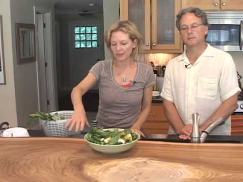 Cooking Lesson for Natural Foods and Diet Detox