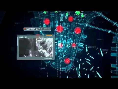 Call of Duty Modern Warfare 3 New York harbor intro