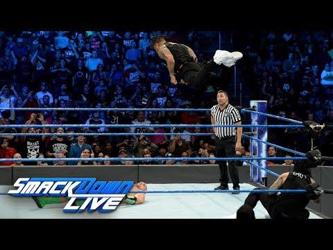 The Hype Bros vs. The Usos: SmackDown...