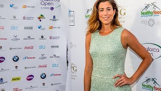 Garbine Muguruza | 2016 Mallorca Open Player Party