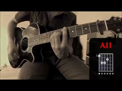 Don\'t Dream It\'s Over by Crowded House - Acoustic Guitar Tutorial ...