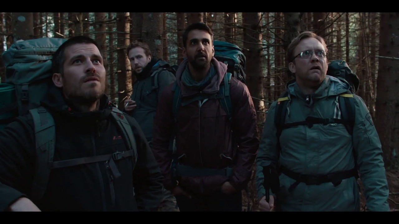 Download THE RITUAL Official Trailer 2017 Rafe Spall Horror Movie