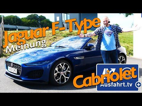 Kittycat Oben Ohne! Jaguar F-Type P300 Cabriolet 2020: Meine Meinung Und Erfahrungen