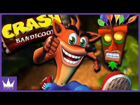 Twitch Livestream | Crash Bandicoot Full Playthrough [PS4]