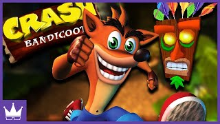 Twitch Livestream | Crash Bandicoot Full Playthrough [PS4]