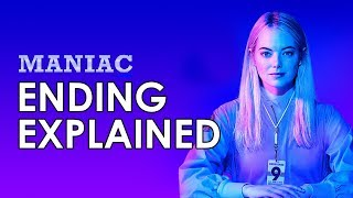 Maniac (Netflix 2018): Ending Explained Review + What The Hallucinations Represent