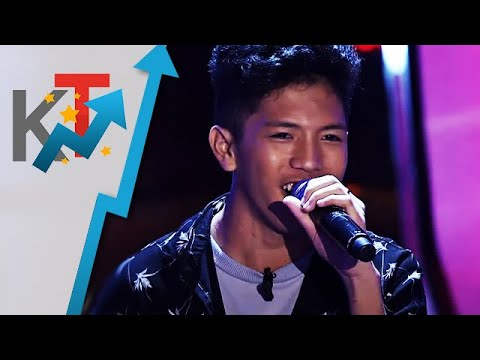 Jhon Van Lapu performs Counting Stars for his blind audition in The Voice Teens