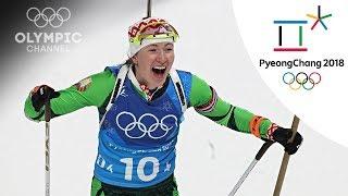 Belarus hit bullseye and takes home the Biathlon gold | Day 13 | Winter Olympics 2018 | PyeongChang