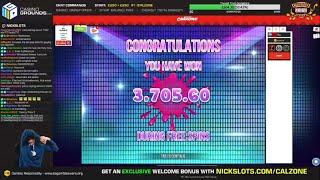 Casino Slots Live - 19/02/19 *JAMMIN!!!*