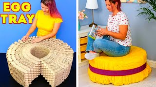40 AWESOME BEDROOM HACKS    Decorate and Organize Your Room with 5-Minute DECOR!