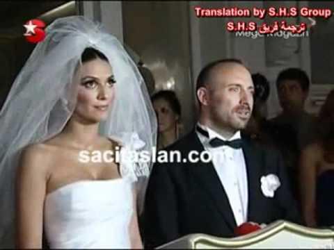 """Así fue la boda en la vida real de los protagonistas de """"Las mil y una noches"""""""