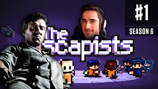 Let's Play The Escapists #01 (fort Bamford) - Escape Plan