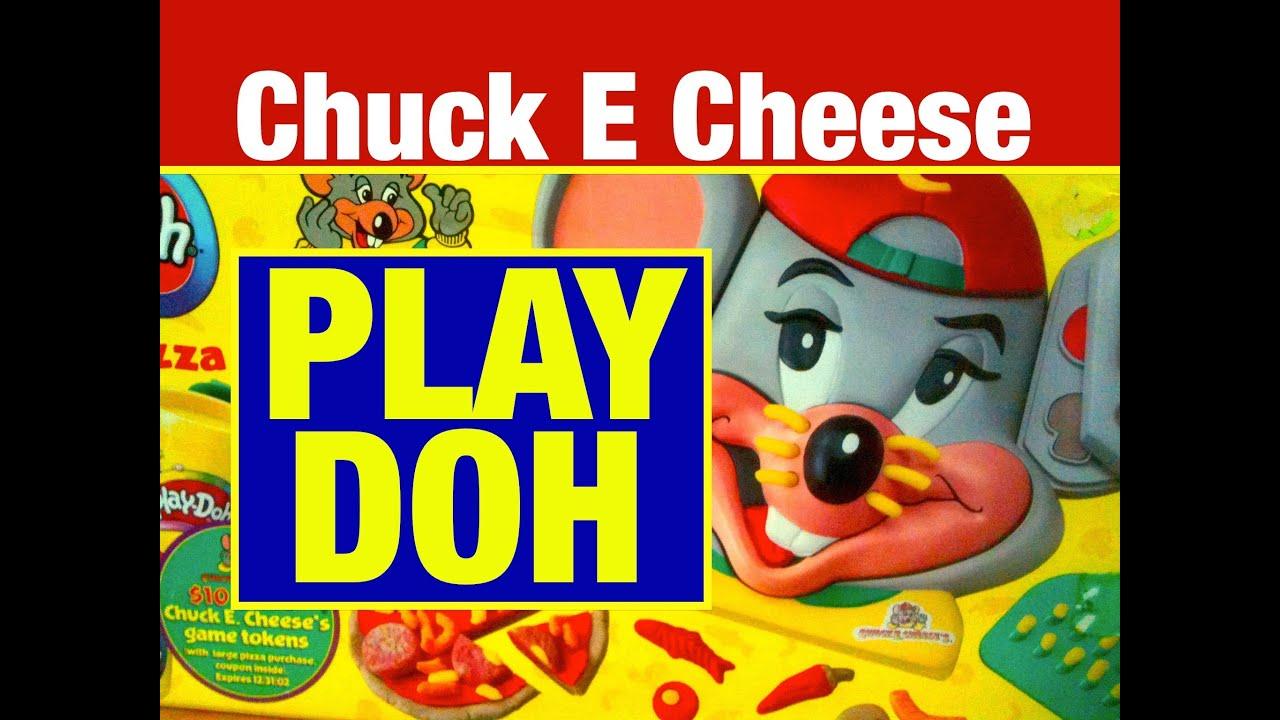Play doh chuck e cheese pizza shop food play set toy re for Play doh cuisine