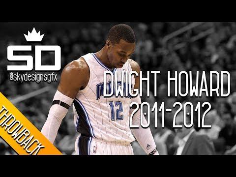 Dwight Howard THROWBACK 2011-2012 Season Highlights // 20.6 PPG, 14.5 RPG, 2.1 BPG