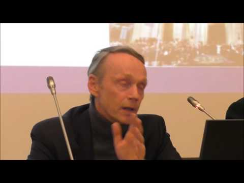 Max Weber Lecture by Peter J. Katzenstein (Cornell University), 9 December 2015