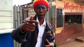 Jah Bless Freestyle &  Interview - Mbare, Harare, Zimbabwe