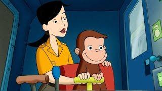 Jorge el Curioso en Español 🐵 La Aventura en el Metro 🐵 Mono Jorge 🐵 Caricaturas para Niños