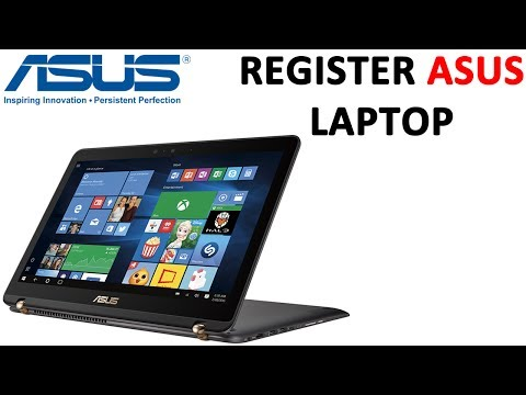 How To Register Laptop And Register Warranty