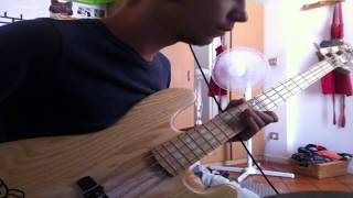 XXXTENTACION - Find Me : Bass Cover (With Tabs)