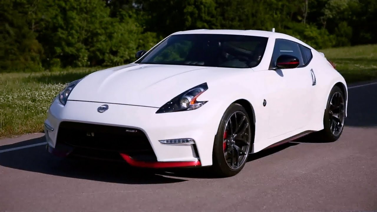 2015 Nissan 370Z NISMO Overview   YouTube