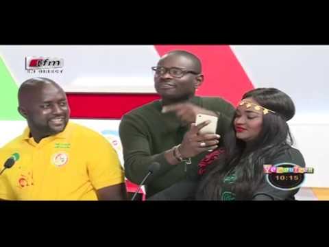 ACTUALITES  avec MAMADOU NDIAYE dans Yeewu Leen du 23 Janvier 2017 - TFM