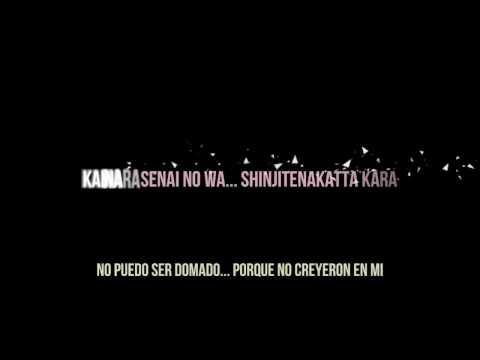 【Karaoke + Sub Esp】Bungou Stray Dogs S2 Opening FULL LYRICS