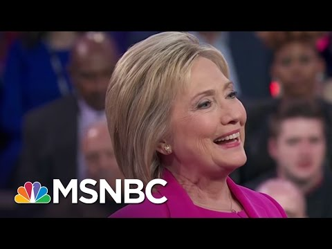Hillary Clinton: 'Women Rights Are Human Rights' | MSNBC