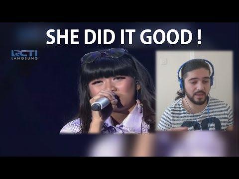 GHEA - KANGEN Dewa 19 - SPEKTA 1 - Indonesian Idol 2018   Reaction