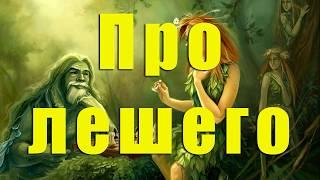 Аудиосказка Про лешего Русские сказки