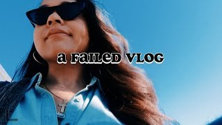 a very RAW and FAIL vlog | NYC vlogs // elizardbeth