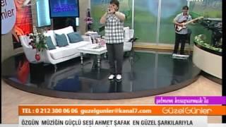 Ahmet Şafak - Yüreğinle Gel { Şebnem Kısaparmak'la } 12.06.2012