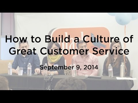 How To Build a Culture of Great Customer Service