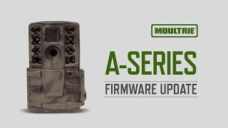 Moultrie A-Series Game Cameras | How To Update Firmware w/ Moultrie Mobile