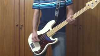 TESTED 26-Tested - Bad Religion Bass Cover